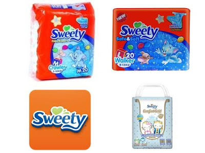 harga pampers sweety