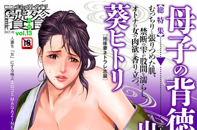 [雑誌] Web Comic Toutetsu vol 11-13 [Web Comic 饕餮 Vol.11-13] Raw Download