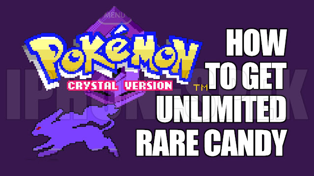 How To Get Unlimited Rare Candy Pokemon Crystal Iphonespek