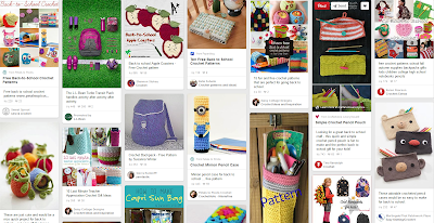 Back To School Crochet on Pinterest