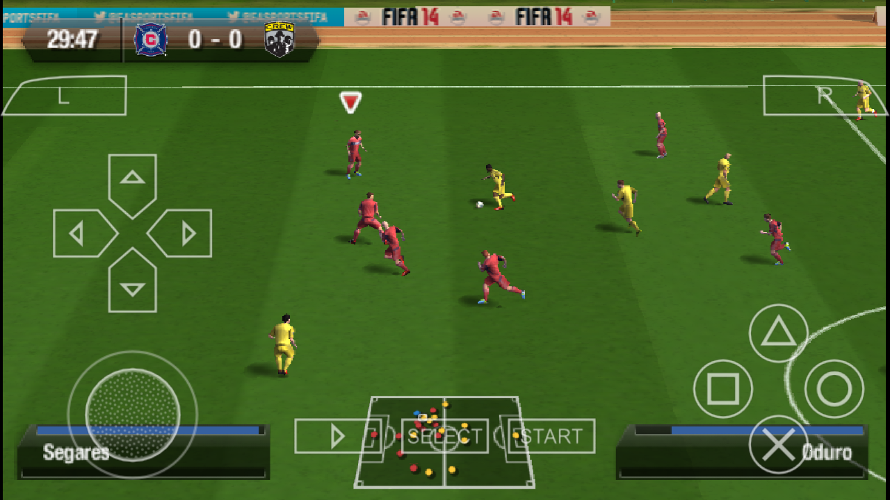 Psp Fifa 14 Highly Compressed Ppsspp 570 Mb By Tbr
