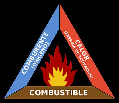 Causas de un incendio forestal