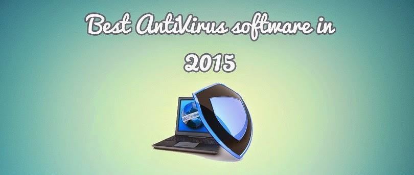 Top 5 Antiviruses in 2015