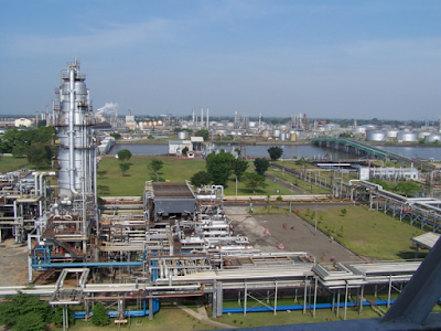 Refinery Unit III Plaju