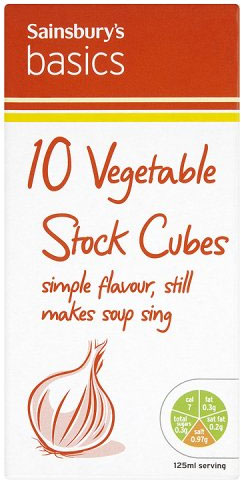 Kitchen Basic Stock Cubes Review