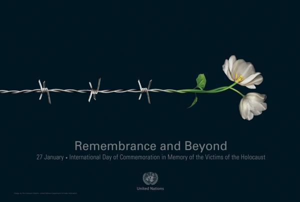Esguard de Dona - Dia Internacional de l'Holocaust i de Prevenció de Crims Contra la Humanitat 2018