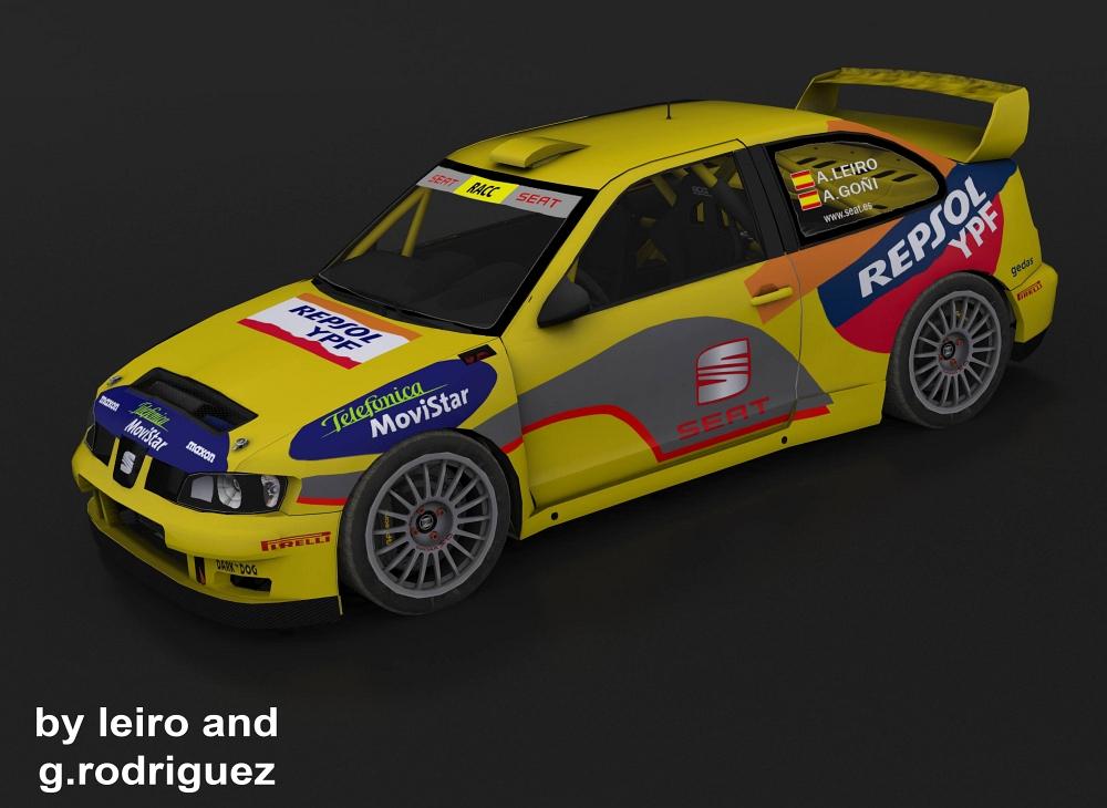 Seat Cordoba WRC Evo 3 (Leiro & Rodriguez) Cordoba3Leiro