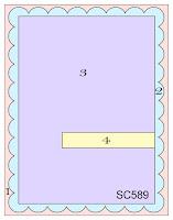 Splitcoast Stampers Sketch Challenge 589