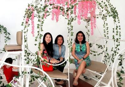 Kereta Cinderella Istana Kuliner Bandungan