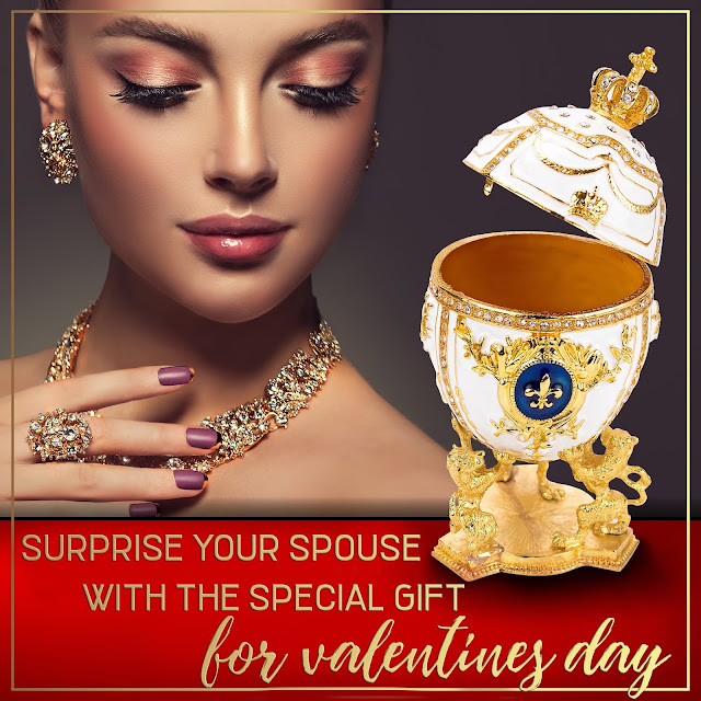 Faberge: The Perfect Gift for the Perfect Lady