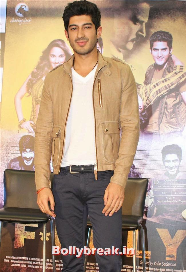 Mohit Marwah, Akshay Kumar,  Vijender Singh, Jimmy Shergill at Fugly Movie Trailer Launch