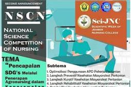 Lomba National Science Competition of Nursing 2018 Mahasiswa Keperawatan