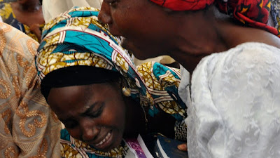 Freed Chibok girls narrate ordeal in Boko Haram's hands: We stayed without food for 40 days