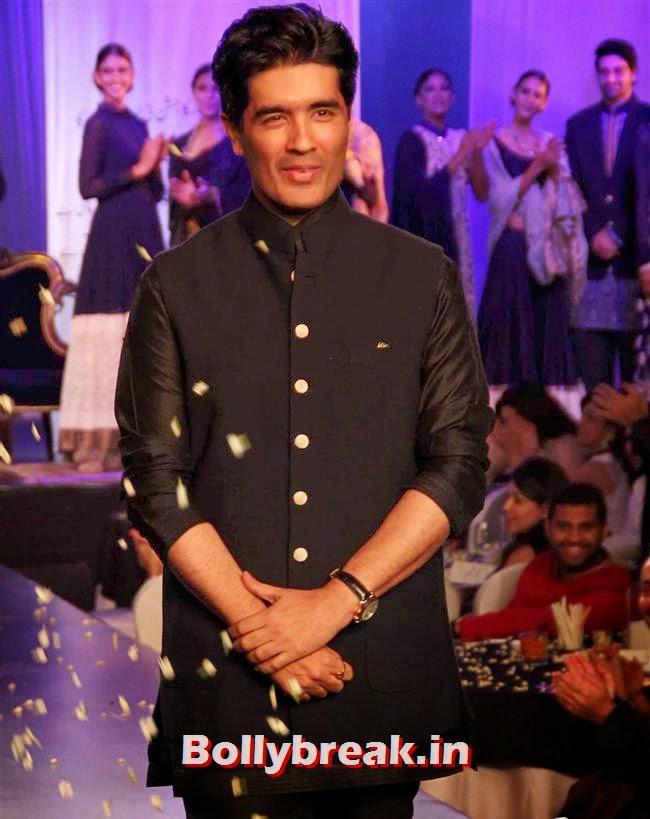 Manish Malhotra, Top Bollywood Celebs at Men For Mijwan Charity Fashion Show