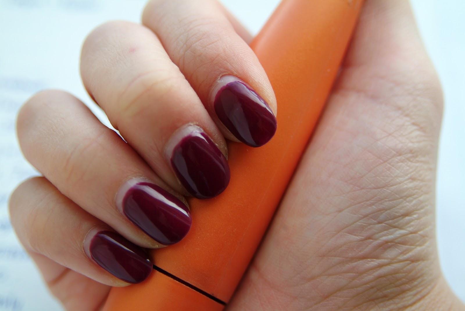 Fun Size Beauty My First Gel Manicure With Bio Seaweed Gel Nail Polish