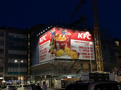 Damn KFC and their irresistible chicken.