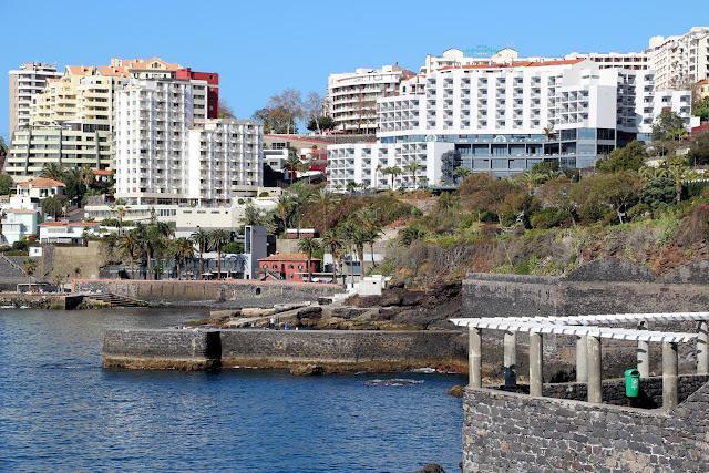 a Funchal city framework