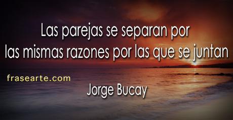 Frases de Jorge Bucay sobre las parejas