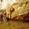 Receta de Pechugas de pollo con salsa