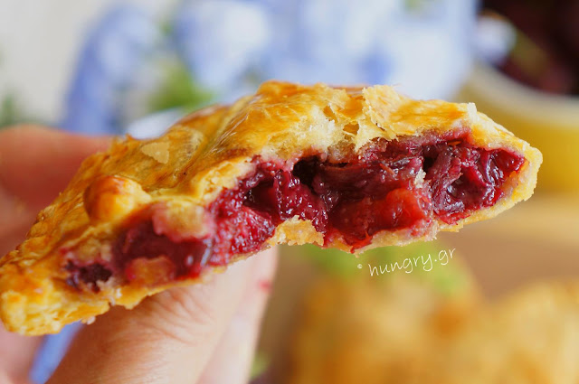 Fresh Cherry Pies