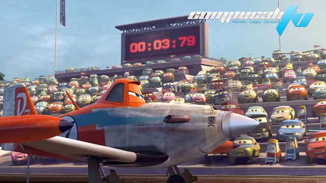 Disney's Planes 1080p HD Latino