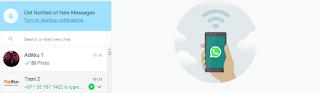 Cara Terbaru Menggunakan Whatsapp di PC atau Laptop
