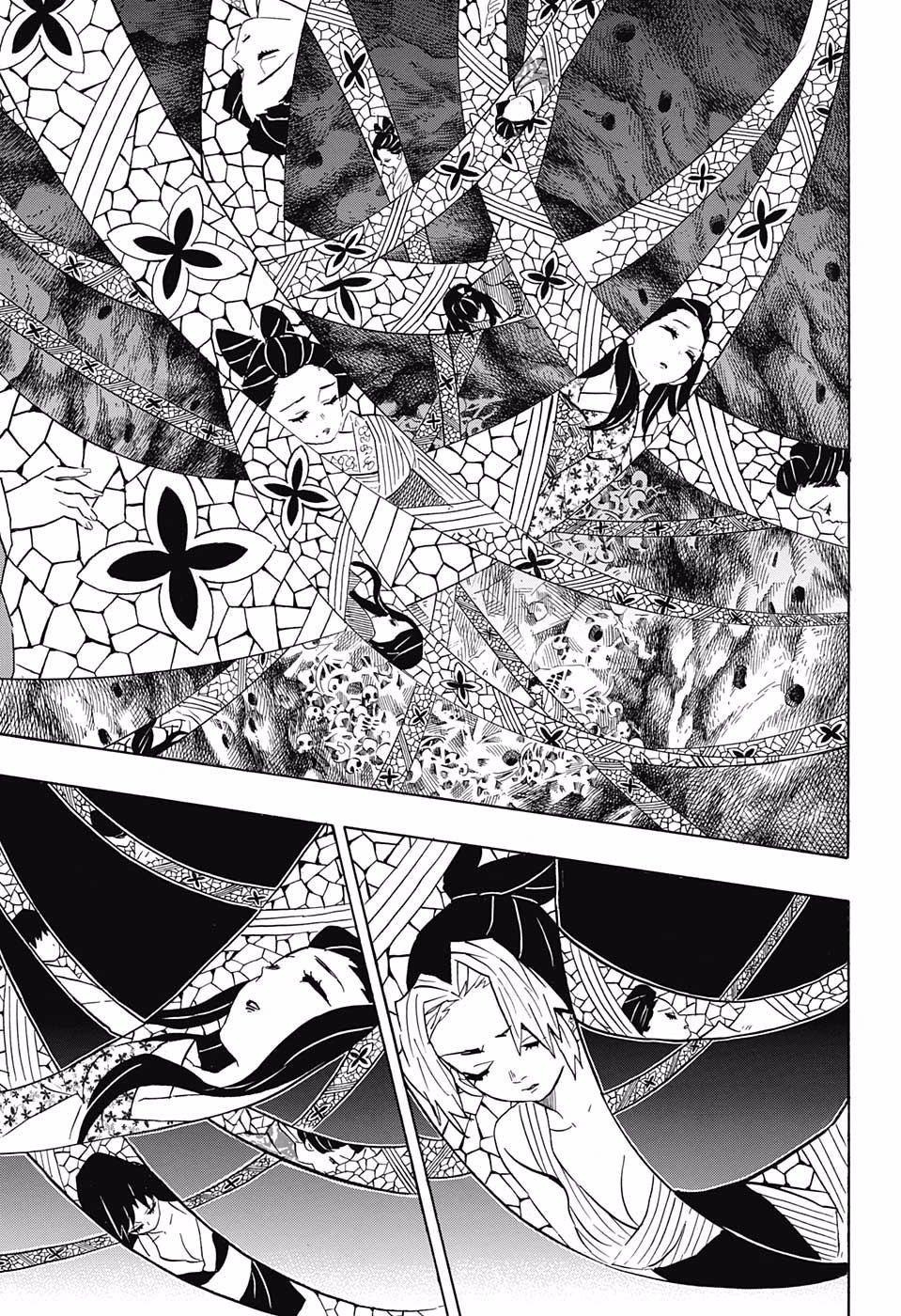Kimetsu no Yaiba: Chapter 78: Meandering - 第17页