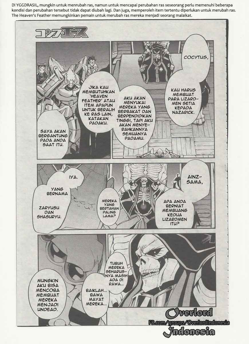 Overlord chapter 26 Bahasa Indonesia