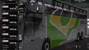 Bus Marcopolo Paradiso G6 LD 6×2