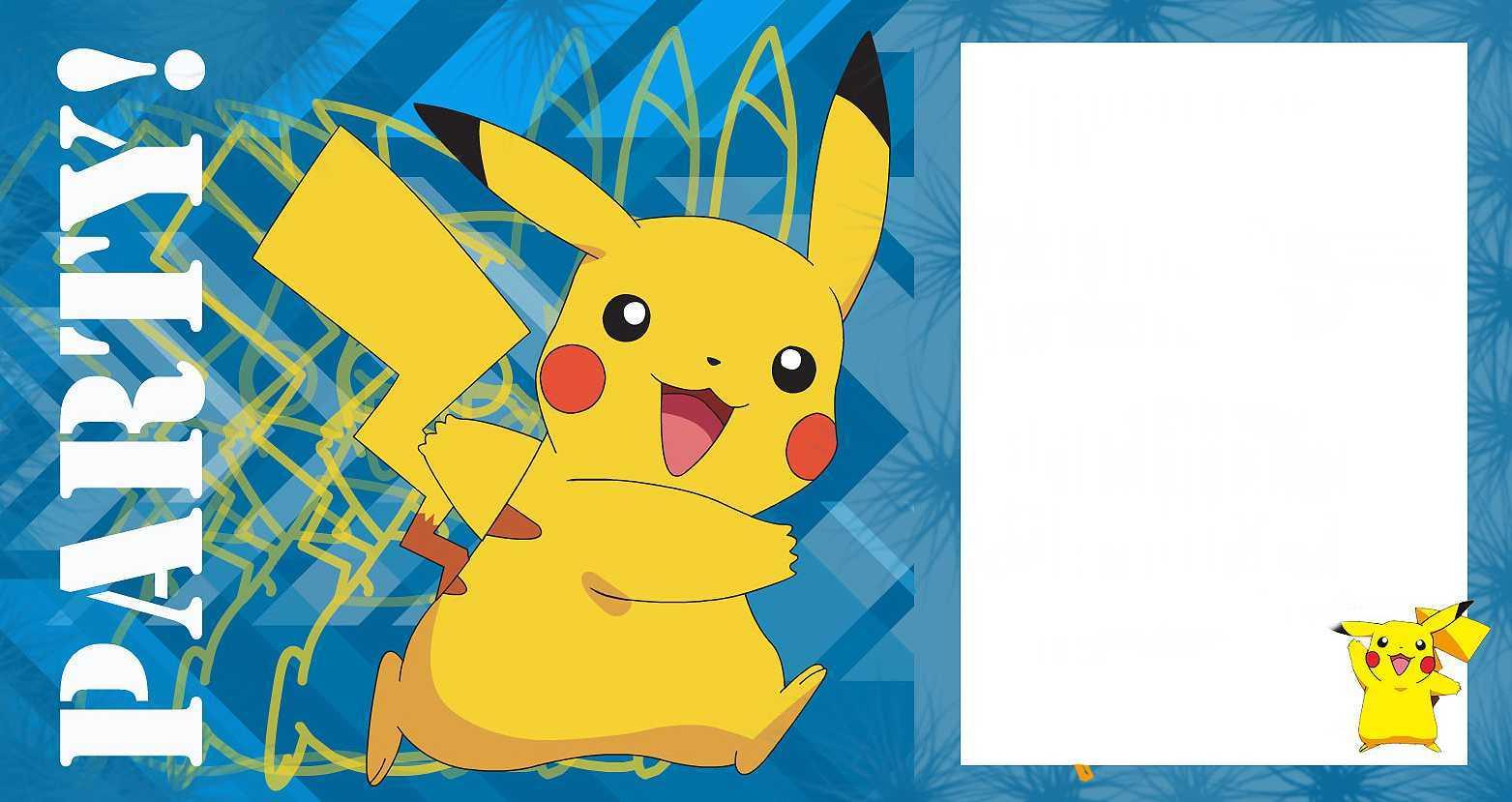 ZAUBERPUNKT*: Pokémon - Kindergeburtstag