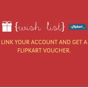 MyUniverse offer Flipkart voucher on Linking account