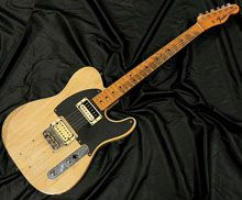 Guitarra de Jeff Beck Telecaster Custom
