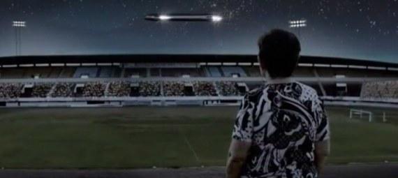 Avistamento em Massa Durante Partida do Brasileirão de 1983 em Estadio Morenão em Campo Grande - MS