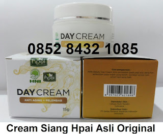 Jual manfaat Night Cream Hpai Krim malam alami herbal asli original