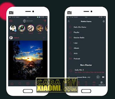 Screenshoot Theme MIUI SMVXCK Mtz For Xiaomi By Ryan Ramadhan