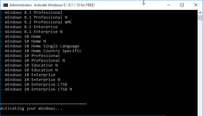 how to activate windows 8 manually