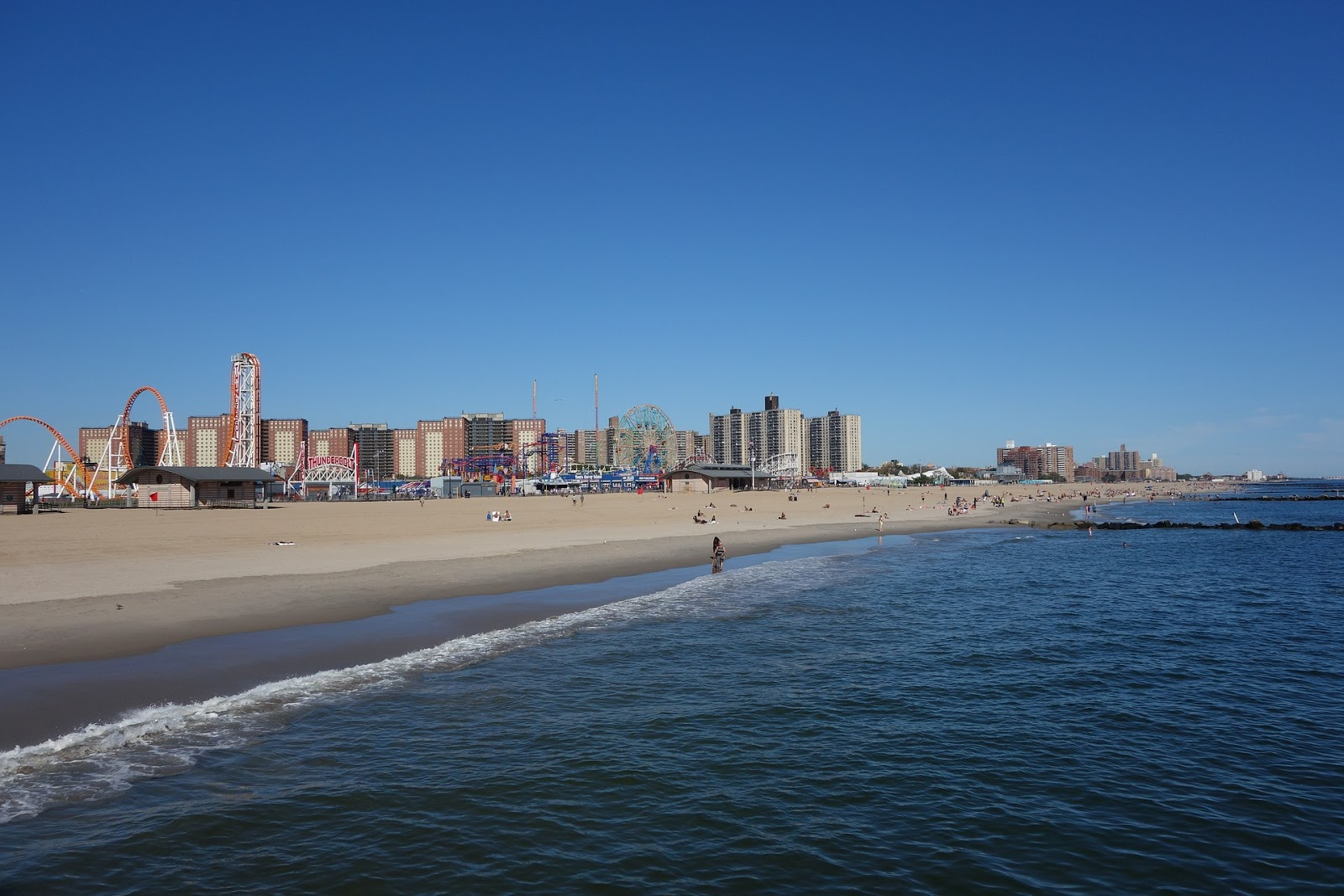 Coney Island, NEW YORK CITY USA