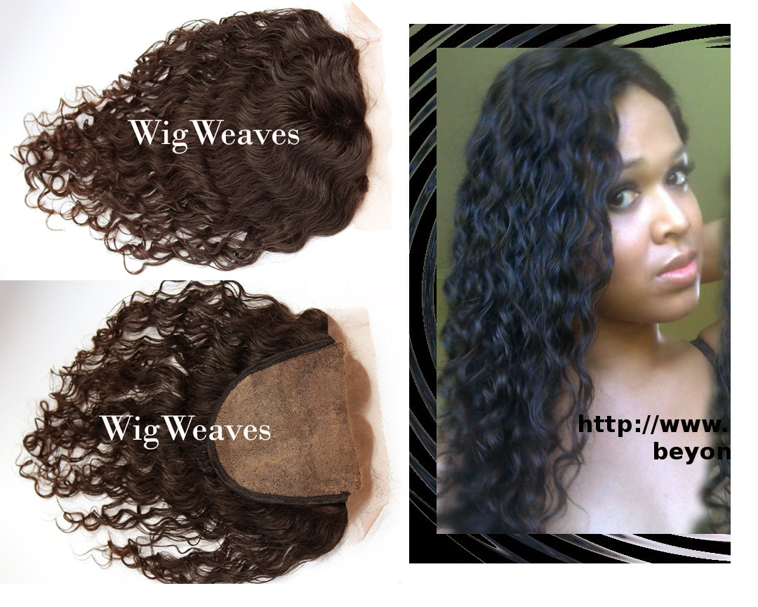 Custom Free Parting Lace Closures