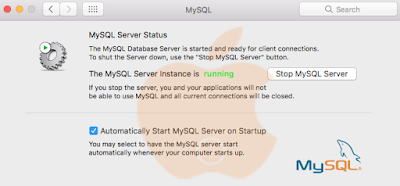 Cara Reset Default Password Root MySQL Mac dengan Terminal