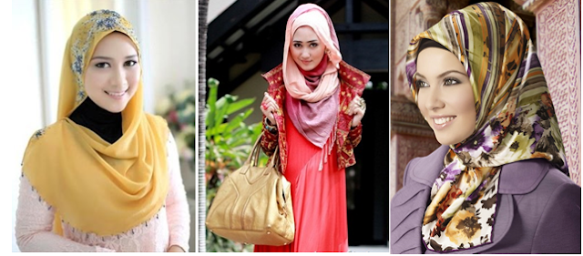 Model Jilbab Turki