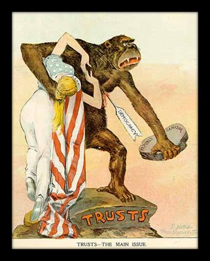 Andrew's American Blog: LAD #27 – Clayton Antitrust Act