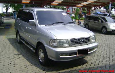 Spesifikasi Mobil Kijang LGX (Kijang Kapsul LGX)