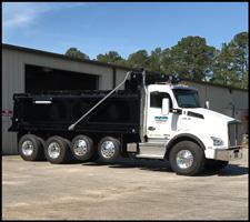 Jerry T. Bunn Trucking LLC Kenworth T880