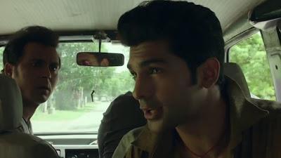 Taaha Shah HD Photo In Ranchi Diaries Film
