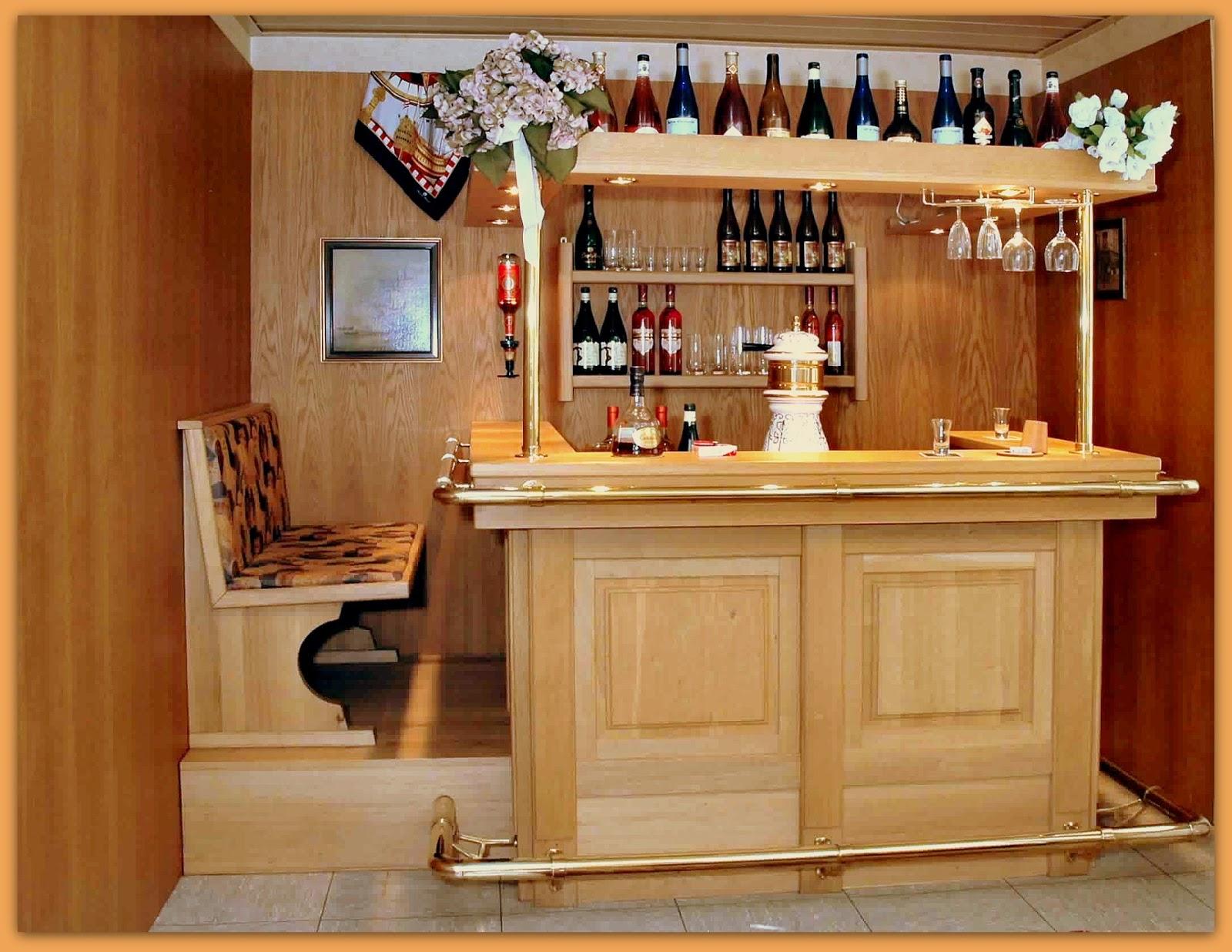 Dise o y decoraci n de la casa bar moderno de dise o for Diseno de cantinas para el hogar