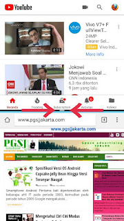 Cara Aktivasi Multi Window, Split View for Android Naugat