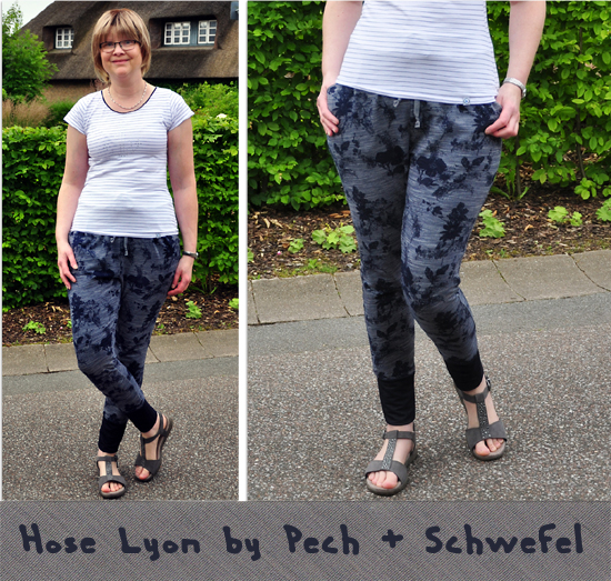 Sweathose Lyon by Pech & Schwefel