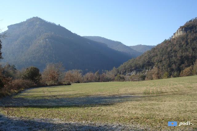 Lluçanés, CEC: Ruta dels Sorreigs - Carles Portillo