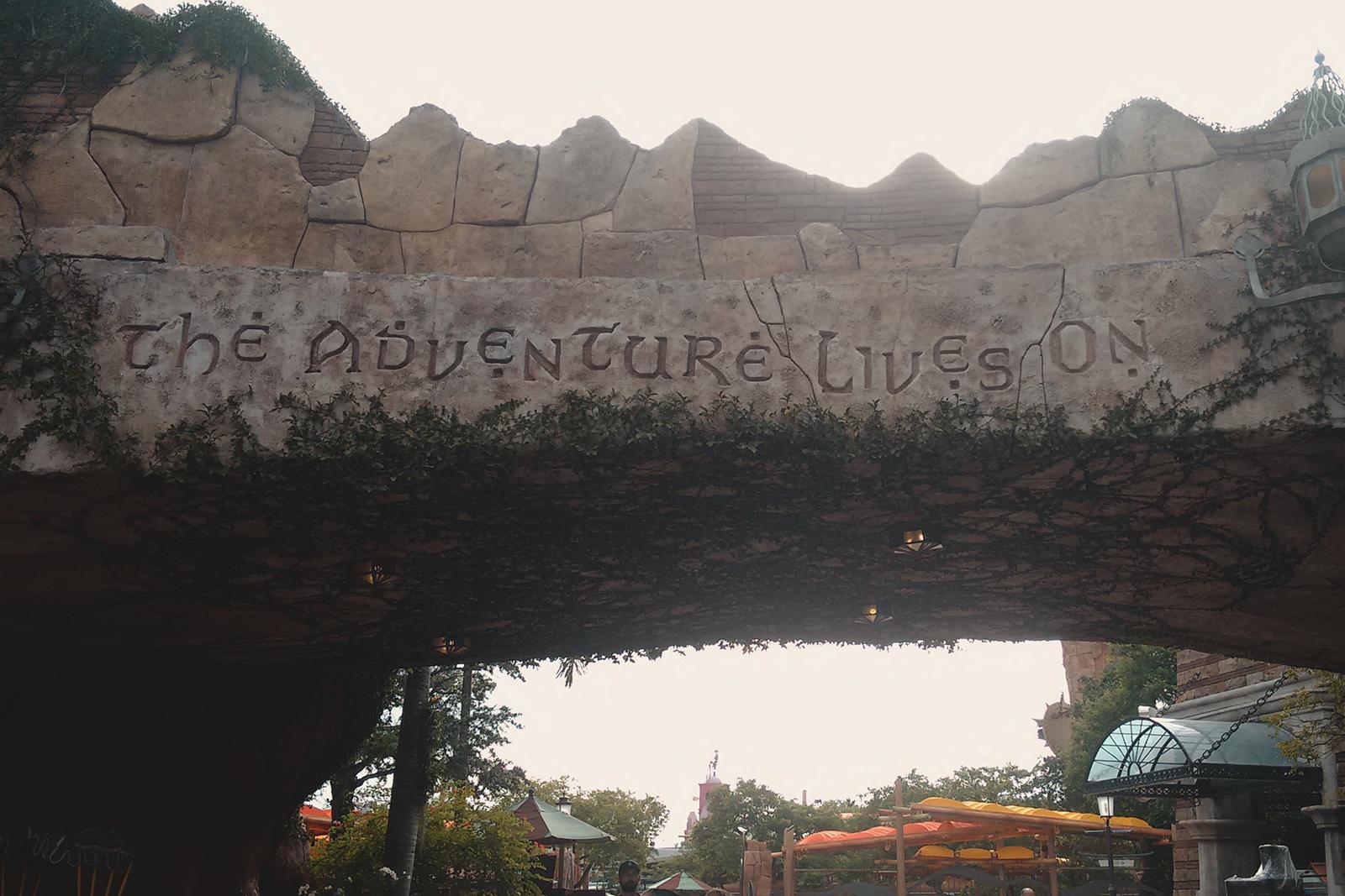 island of adventure orlando florida
