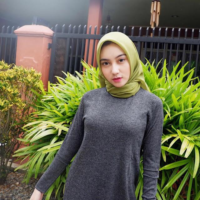 Pesona Hijaber Cantik Calon Menantu Idaman Hati